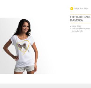 Foto-koszulka
